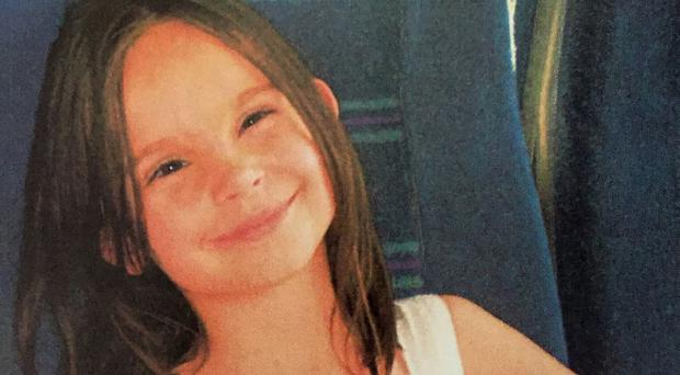 Ellie Butler. was murdered by her father (PA)