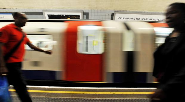 London tube – stock
