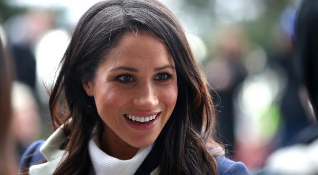 Meghan Markle will attend the service (Hannah McKay/PA)