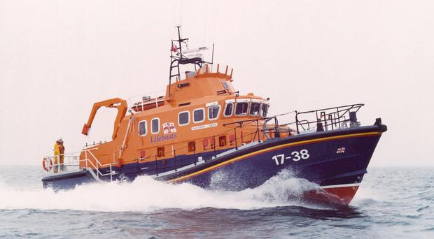 Tobermory and Mallaig Lifeboats have searched the area thoroughly for six hours (PA)
