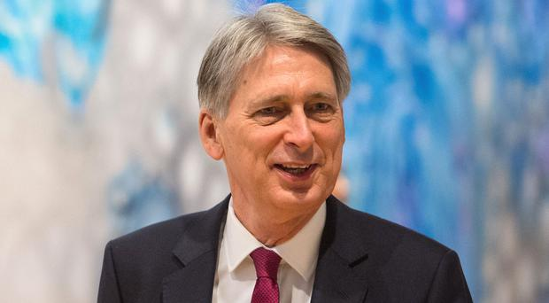 Chancellor Philip Hammond will take centre stage (Dominic Lipinski/PA)