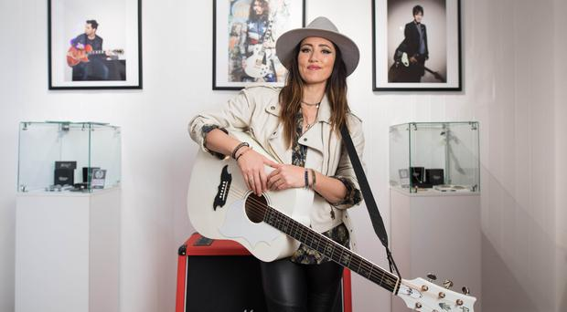 KT Tunstall will lead the 2018 Tartan Day parade in New York (David Parry/PA)