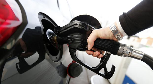 Exposure to leaded petrol has contributed to more than 200,000 premature deaths in the US, research showed (Lynne Cameron/PA)