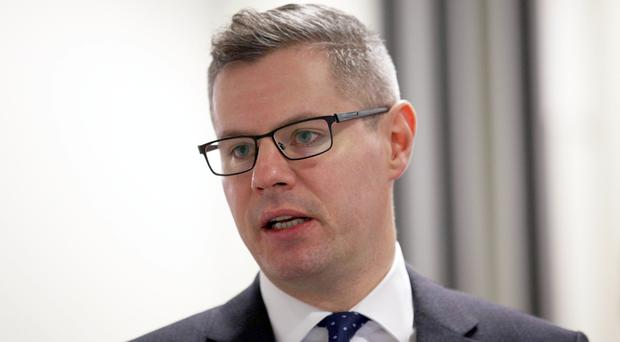 Finance Secretary Derek Mackay has criticised Scottish Government allocation of Brexit preparation funding (David Cheskin/PA)