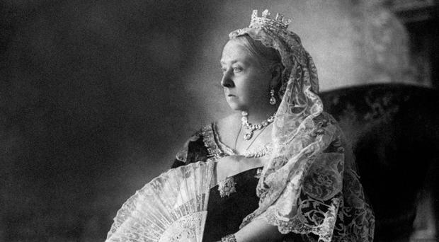A portrait of Queen Victoria (PA Images)