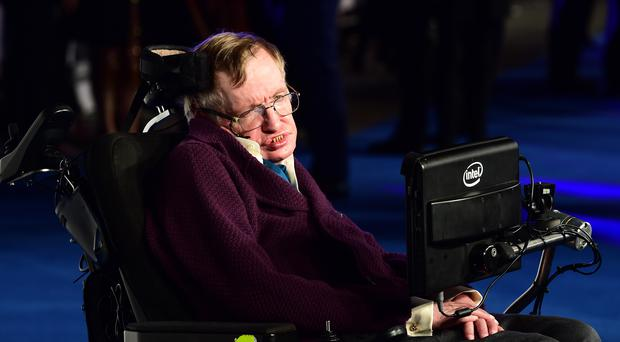 Stephen Hawking was one of the world's leading minds