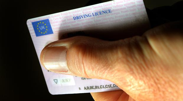 Replacement licences cost motorists £20 each (John Stillwell/PA)