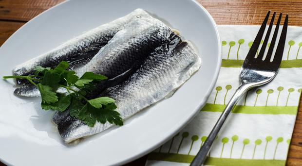Consumers are being urged to move from traditional fish favourites such as cod and tuna to more unusual options such as herring (Stuart Askew/Marine Conservation/PA)