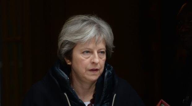Prime Minister Theresa May has ordered the expulsion of 23 suspected Russian spies over the Salisbury poisoning incident (Kirsty O'Connor/PA)