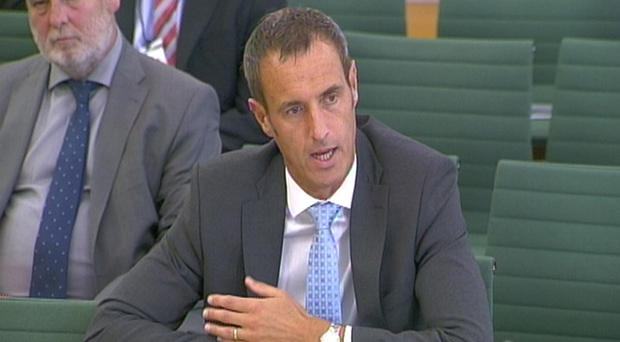 Europol Executive Director Rob Wainwright discussed the threat from terrorism (PA)