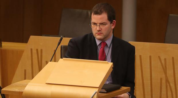 MSP Mark McDonald will be investigated by a public standards watchdog (Andrew Milligan/PA)