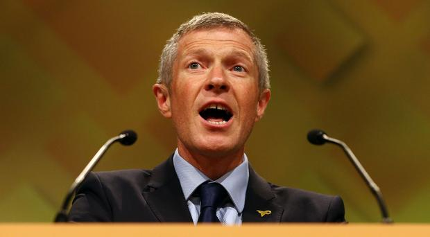 Scottish Liberal Democrat leader Willie Rennie has offerend to work with Labour Brexit rebels to try to keep the UK in the single market (Gillian Fuller/PA)