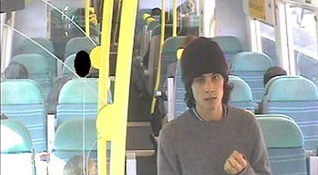 Ahmed Hassan made his way to Dover after leaving a homemade bomb on a Tube train (Metropolitan Police/PA)