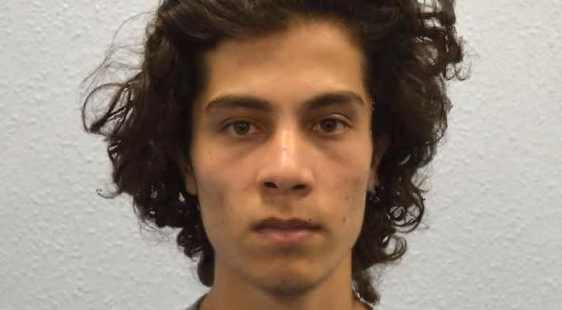 Ahmed Hassan was found guilty of attempting to murder Tube passengers (Metropolitan Police/PA)