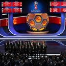The FIFA 2018 World Cup draw took place at the Kremlin, Moscow (Nick Potts/PA)