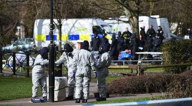 Russian Federation  expels 23 British diplomats in row over spy poisoning