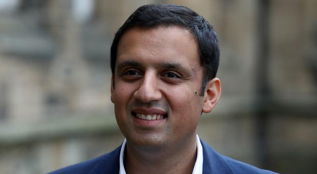 Anas Sarwar urged Labour to come to a quick decision on the Islamophobia investigation (Andrew Milligan/PA)