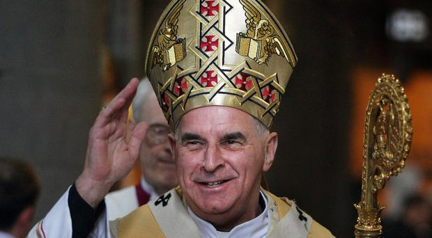 Cardinal Keith O'Brien dies at 80 after fall