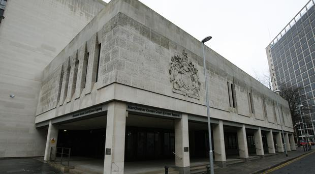 The case involving students and drugs has been heard at Manchester Crown Court (Dave Thompson/PA)