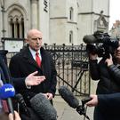 Labour MPs Sir Kevin Barron, MP for Rother Valley and John Healey, who represents Wentworth and Dearne, who were involved in a case which led to Ukip facing £175,000 court costs (John Stillwell/PA)