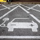 Londoners have more electric car charging points to choose from (Peter Byrne/PA)