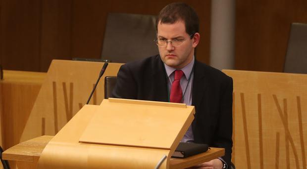 Former SNP MSP Mark McDonald has admitted 'inappropriate behaviour' towards women