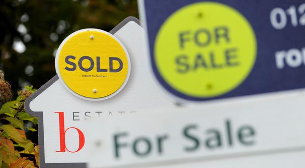 Average house prices are continuing to rise in Scotland (Andrew Matthews/PA)