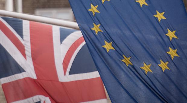 A new report examines UK-EU security co-operation (Stefan Rousseau/PA)