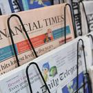 The Financial Times is the latest in a string of print media organisations to release its gender pay figures (John Stillwell/PA)