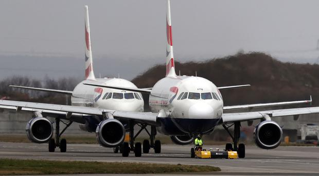 Campaigners are concerned about the environmental and social impact of Heathrow expansion (Steve Parsons/PA)