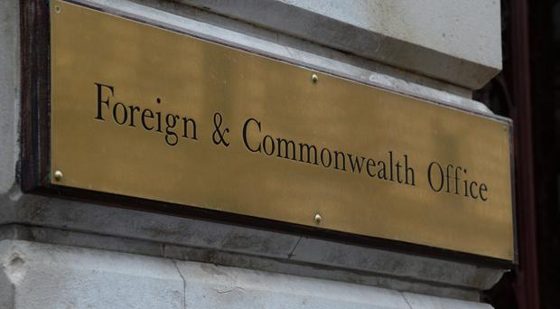 Foreign and Commonwealth Office (Kirsty O'Connor/PA)