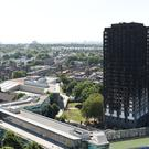 Grenfell Tower (David Mirzoeff/PA)
