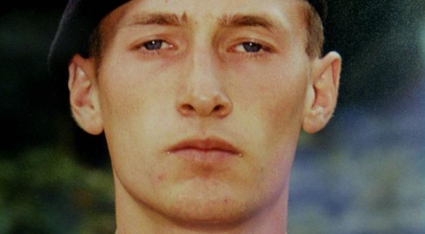 Pte Sean Benton was found dead at the barracks with gunshot wounds to his chest in 1995 (PA)