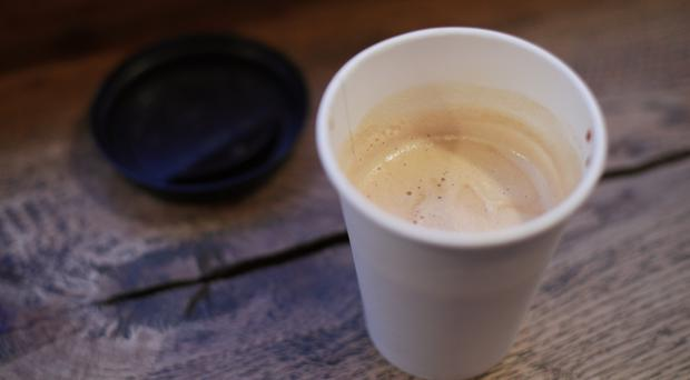 UK consumers will throw away a third more coffee cups by 2030 without action to curb the problem, a report warns (Yui Mok/PA)