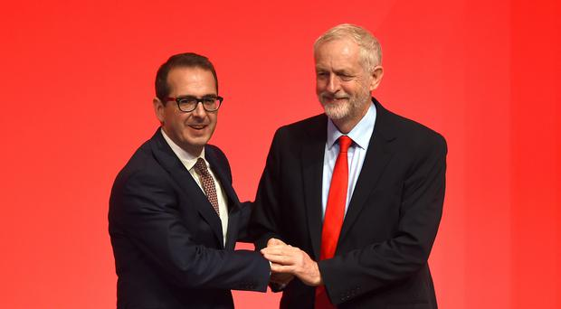 Owen Smith has called for Labour to show leadership in opposing Brexit (Joe Giddens/PA)