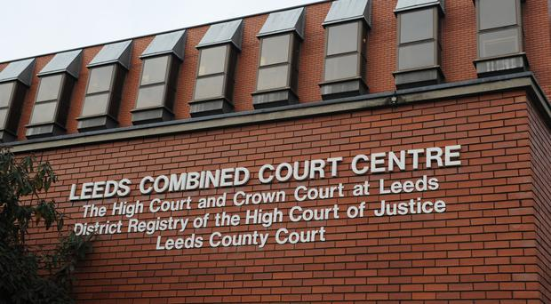 Peter Pickering was convicted at Leeds Crown Court (PA)