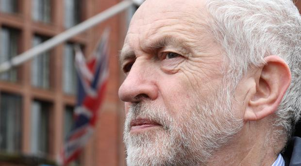 Jeremy Corbyn has apologised for pockets of anti-Semitism within Labour (Owen Humphreys/PA)