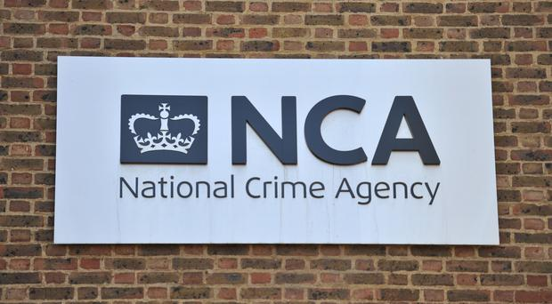 The National Crime Agency compiles figures on referrals of potential modern slavery and trafficking victims (Nick Ansell/PA)