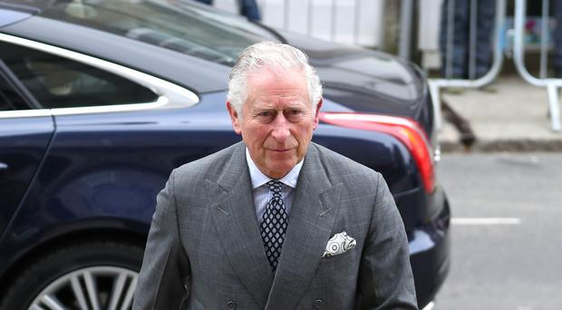 Charles is known to have a particular fondness for the region (Andrew Matthews/PA)