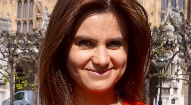 Jo Cox was murdered by Thomas Mair in 2016 (Jo Cox Foundation/PA)