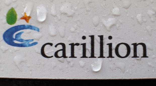 A total of 9,073 jobs have been saved and 1,705 jobs have been made redundant since Carillion went into liquidation (Yui Mok/PA)