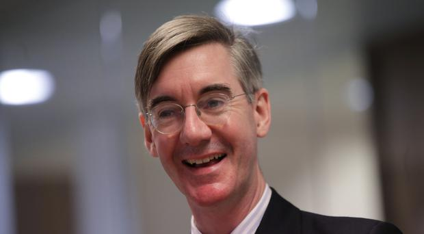 Jacob Rees-Mogg visit to Press Association
