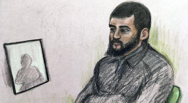Terror plot court case