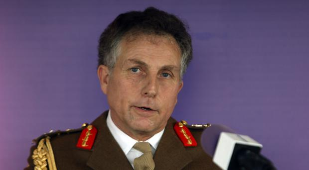 General Sir Nick Carter is to be the new Chief of the Defence Staff (Steve Parsons/PA)