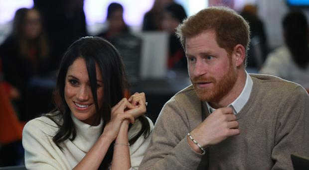 Prince Harry and Meghan Markle are to visit Bath (Ian Vogler/Daily Mirror/PA)