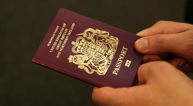 A number of passports were sent to the wrong address in Dumfries and Galloway (Katie Collins/PA)