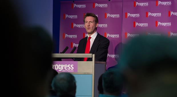 Dan Jarvis won Labour's nomination to be candidate in May's mayoral election (Laura Lean/PA)