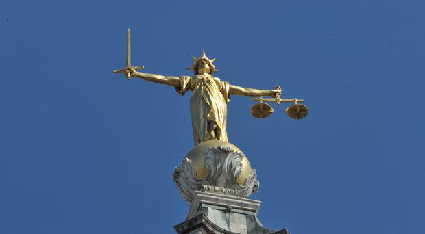 The woman, identified as DSD, said she was 'absolutely thrilled' with the High Court's ruling (Nick Ansell/PA)