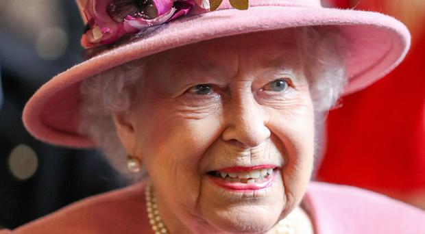 The Queen will distribute Maundy money at St George's Chapel, Windsor Castle (Andrew Matthews/PA)
