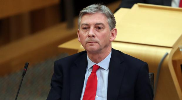Scottish Labour leader Richard Leonard warns teachers could strike over pay